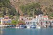 am Hafenort Megisti auf Kastelorizo, Griechenland