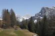 Verso la Val di Fiemme, Dolomiti