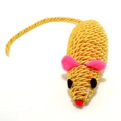Juguete en forma de ratón para gatos