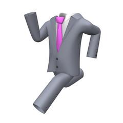 RunningBusinessSuit