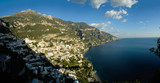 Positano in the Amalfi coast, Italy