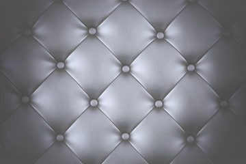 Luxury black leather close-up background