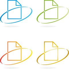 Logo, Brief, Nachricht, Email