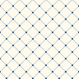 Dotted Seamless Pattern with Rhombus Structure Texture
