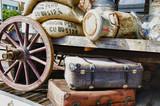 Nostalgia - Travel preparations - HDR poster
