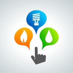 logo plombier, chauffagiste, électricien 2013_06 - 06f