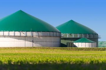 Biogasanlage 2880