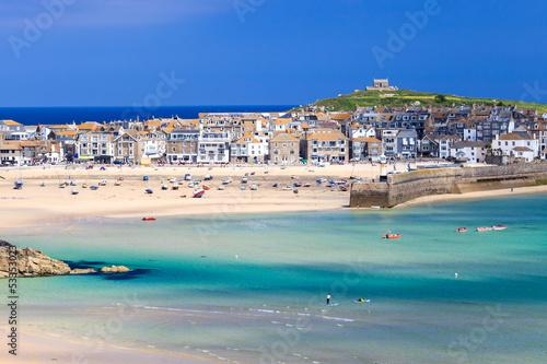 St Ives Cornwall England UK - 53353023