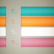 Vector Illustration of Modern Infographic Elements