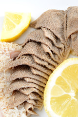 tripe with lemon