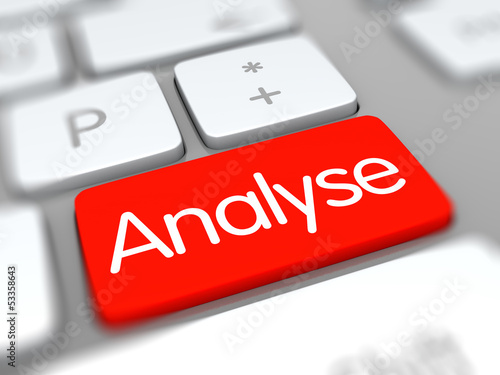 analyse button