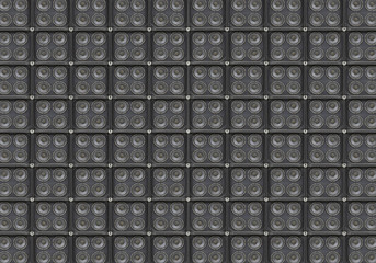 Bass Speaker Wall background