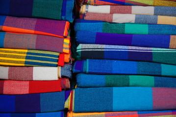 Table cloth, Ecuador