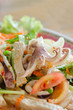 spicy mix salad