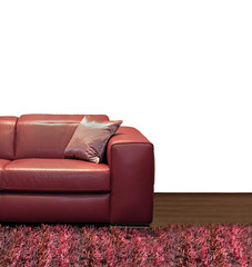 Sofa half