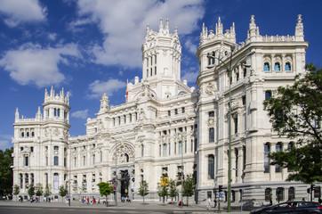 Cibeles Palace (City Hall of Madrid)