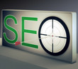 Seo Target Promotes Website And Internet Marketing