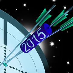 2015 Accurate Dart Target Shows Successful Future