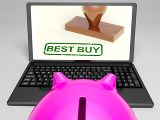 Best Buy On Laptop Showing Excellent Sale