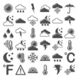 Weather Icons (V)