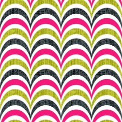 seamless retro abstract background