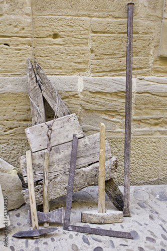 Stonemason  tools