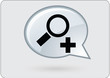 computer icon zoom in