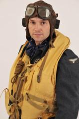 WW2 RAF Pilot / Bomber Crew Member