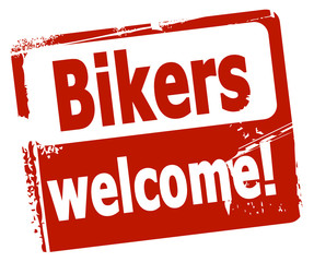 Bikers welcome!