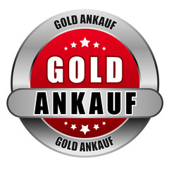 5 Star Button rot hell GOLD ANKAUF DTO DTO