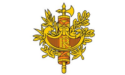 Герб Франция