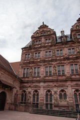 Heidelberg castle attraction