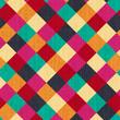 seamless geometric rhombus background