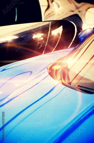 sunlight sports car