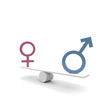 gender, frau, mann, gleich,