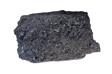 Coal sample