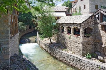 Mostar. A Corner