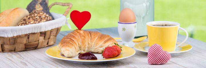 herzliches frühstück