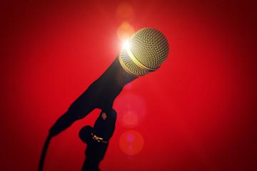 microphone starlight