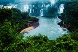Iguassu Falls,view from Brazilian side