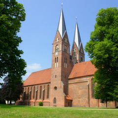 Neuruppiner Klosterkirche Sankt Trinititas