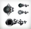 Racing emblems