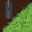 Shovel for farming