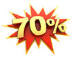 special offer seventy percent