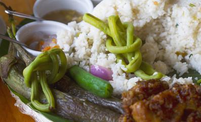 Meal set