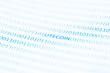 Litecoin Text In Binary Code