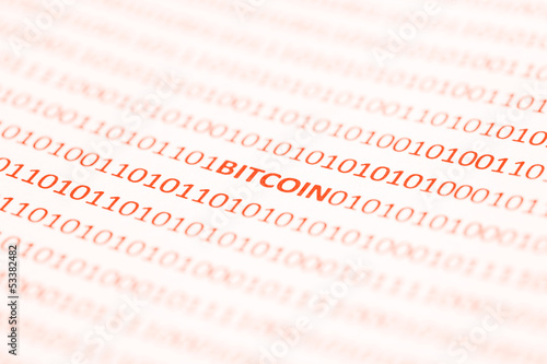 Bitcoin In Binary Code