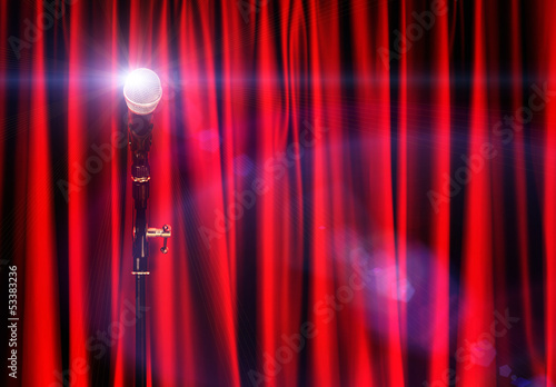 stage star microphone