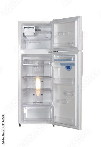 Refrigetator interior
