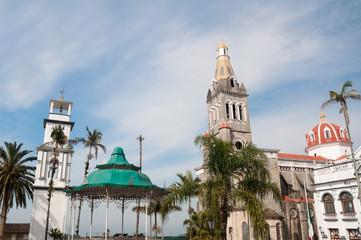 Cuetzalan, Magic town in Puebla (Mexico)